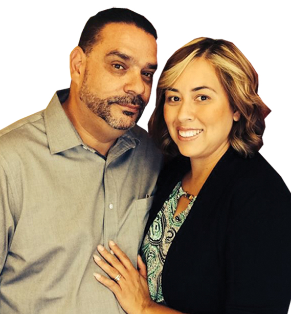Pastor James and Jessica - Tuesdays at 7:30pm